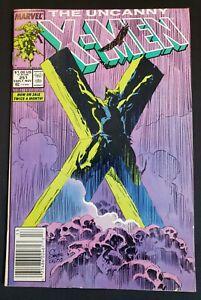 Uncanny X-Men #251 FN/VF 7.0 Marvel Comics WOLVERINE 1989 Claremont, Silvestri