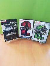 2142 BATTLEFIELD +BATTLEFIELD 2 +BATTLEFIELD 2 SPEZIAL FORCES  PC /DVD-ROM