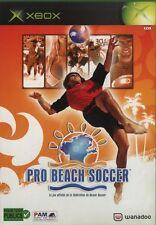 Pro Beach Soccer  [ALLEMAND ET ANGLAIS] JEU XBOX - NEUF