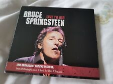 Bruce Springsteen Live to Air 5055544214616 2 x CD