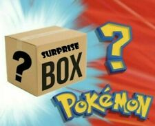 Pokemon Suprise Mystery Box $499.99 - 10 x PSA Graded Cards + Boosters & tcg