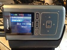 READ XM PIONEER Gex inno 2 Tested 1 RECEIVER ONLY SHIPS SAME DAY! inno2 call