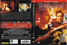 POSSESSION - UNA STORIA ROMANTICA (2002) dvd ex noleggio