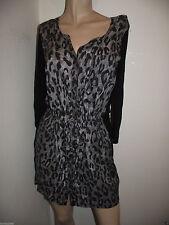 NEXT Viscose Long Sleeve Regular Size Dresses for Women