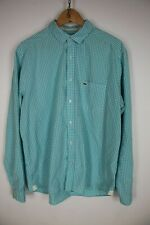 LACOSTE SLIM FIT  Camicia Shirt Maglia Chemise Camisa Hemd Tg 44 Uomo Man  C