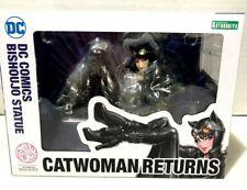 "DC Comics Bishoujo Statue ""Catwoman Returns"" Kotobukiya MIB"