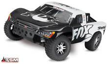 Traxxas Slash 4x4 Brushless RTR 1/10 w/TSM Fox Racing 68086-4 TRA68086-4