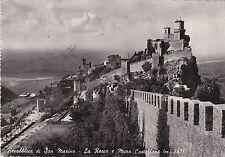 REPUBBLICA DI S. MARINO - La Rocca e Mura Castellane (m.742)