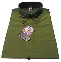 Warrior RICO 2Tone Tonic Green Short Sleeve Shirt