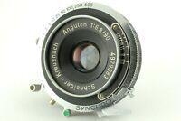 【NEAR MINT+】 Schneider Angulon 90mm f/6.8 Synchro Compur-P from JAPAN #699