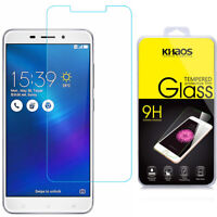 KHAOS For Asus ZenFone 3 Laser ZC551KL Tempered Glass Screen Protector 9H Glass