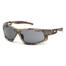 Carhartt  Ironside  Anti-Fog Safety Glasses  Gray Lens Realtree Camo Frame 1 pc.