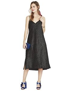Hatch Maternity Women's THE HANNA DRESS Black Party Formal Size 1 (S/4-6) NEW