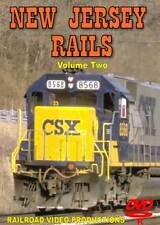 New Jersey Rails Volume 2 DVD NEW Ridgefield Park Bergenfield NJT CSX NS CP7