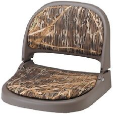 New Proform Boat Seat attwood Marine 7012-706-4 Olive Frame Shadow Grass Onsert