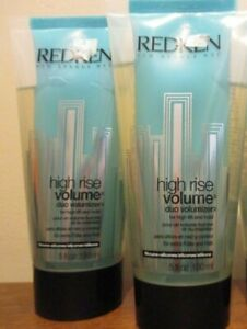 2x Redken High Rise Volume Duo Volumizer 5 Oz