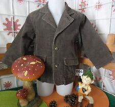 veste velours occasion garçon taille 2 ans
