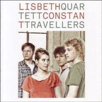 LISBETH QUARTETT - CONSTANT TRAVELLERS  CD NEW