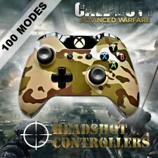 Xbox One/S/X Camouflage arbitre 5 Rapid Fire Controller pour COD BF GOW DEL Blanc