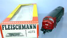 Fleischmann 4273; Nohab Diesellok My 1144 DSB in OVP /H059
