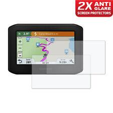 GARMIN ZUMO 396 LMT-S  Dashboard Screen Protector 2 x Anti Glare