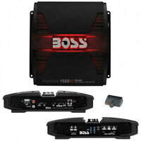 NEW 2500w Monoblock Car Subwoofer Amplifier.Power Speakers subs Amp.AB.Bass.