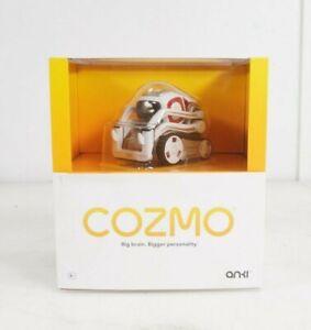 Anki 000-00057 Cozmo Robot + 3x Cube + Charger (WiFi Error Bad Batt No Adapter)