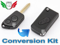 2 B KEY FOR CITROEN PICASSO EVASION BERLINGO SAXO XSARA XANTIA XM CONVERSION KIT