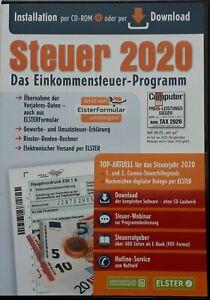 Aldi Steuer 2020 Einkommensteuer 2020 Download Key Code - OHNE CD VERSAND!