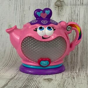 Leapfrog Leap Frog Musical Rainbow Tea Party Replacement Pink Tea Pot PlayToy