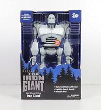 "Walking Iron Giant Light & Sound 14"" Tall WalMart Exclusive"