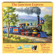 The Junction Express 500-pc Jigsaw Puzzle