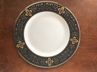 """Lenox Vintage Jewel Salad Plate Bone China 8 1/8"""" (#2)"""