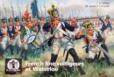 Waterloo 1815 1/72 French Line Voltigeurs at Waterloo # AP062