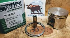 METEOR HUSQVARNA 390XP PISTON WITH CABER RINGS 55MM 537 42 02-02