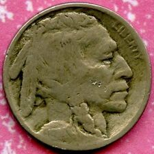 1914 (G) 5C BUFFALO NICKEL