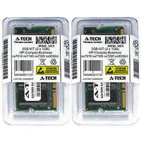 2GB KIT 2 x 1GB HP Compaq Business nx7010 nx7100 nx7200 nx9030ct Ram Memory