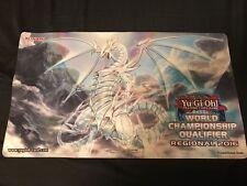 Blue-Eyes Spirit Dragon Playmat Yugioh 2016 Regional WCQ Mat