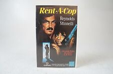VHS Film Movie Kassette RENT-A-COP Burt Reynolds Liza Minellli Thriller