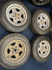 Ferrari 308 Wheels Campagnola 14in Magnesium X 4