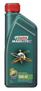 Castrol MAGNATEC 10W-40 Engine Oil 1L 3383432 fits Ferrari Dino GT4 208 (125k...