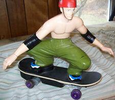 Vintage Tyco Rc 7.2v Tony Hawk Xtreme Birdhouse Skateboard Rc 49 Mhz