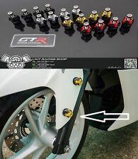 Yamaha NMAX N-MAX 155 Nut Bolts Front Fender Kit Wheel Tire Bushing CNC Parts