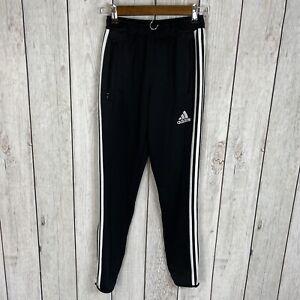 Adidas Z05763 Youth Large YL Women's XS Climacool Tiro Stretching Training Pants