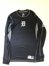 Nike Pro  Detroit Tigers Authentic  Training Shirts Men Size XL NWOT