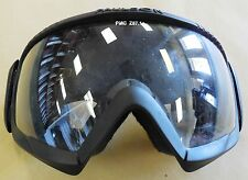 Paulson Manufacturing RTG-2 REPEL Tactical Goggle, Adjustable Strap, Black, NEW