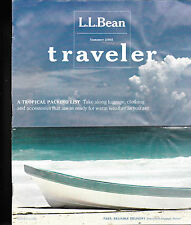 LL Bean Catalog Summer 2005 Traveler 69 pages Fashion