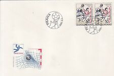CSSR Nr. 3037 FDC  Volleyball