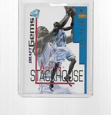 1995-1996 SIGNATURE ROOKIES BASKETBALL DRAFT GEMS JERRY STACKHOUSE #4