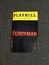 THE FERRYMAN NYC BROADWAY PLAYBILL MARCH 2019 JACOBS THEATRE